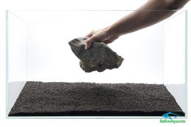 Cách làm hồ thủy sinh đá 2