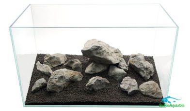 Cách làm hồ thủy sinh đá 5