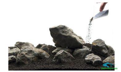 Cách làm hồ thủy sinh đá 6