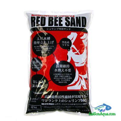 phân nền nuôi tép cảnh_Red-Bee-Sand