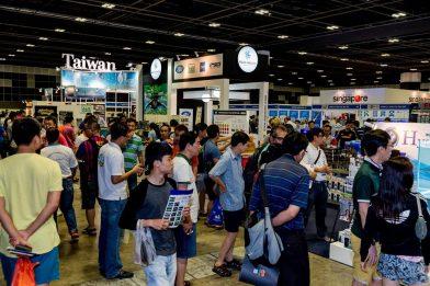 Hội chợ Aquarama 2015 - P1